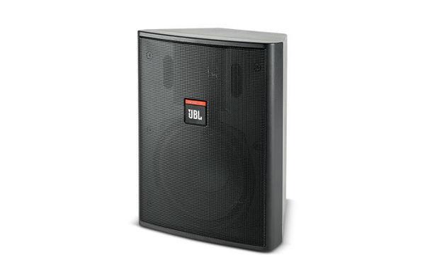 Picture of Control 25AV, sv 2-vägs monitor, 5 1/4-bas, 90x90 horn, Allv (B-STOCK)