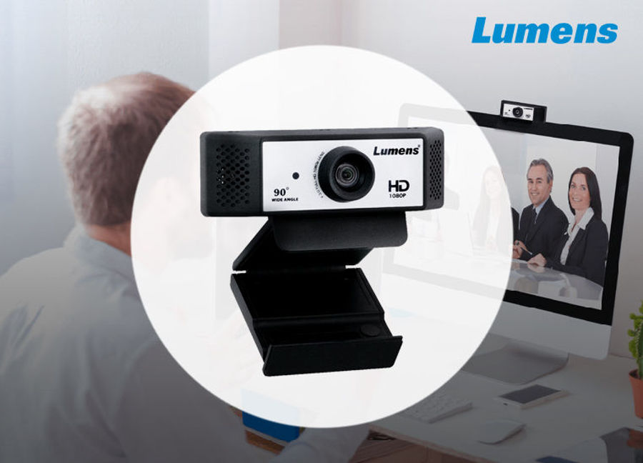Lumens camera for video conference