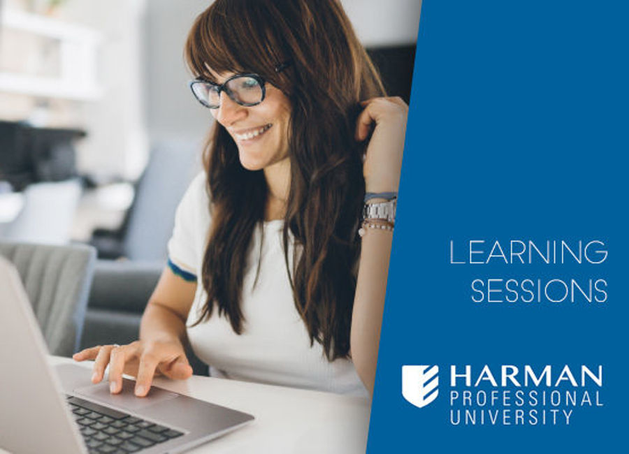 Live workshops from Harman