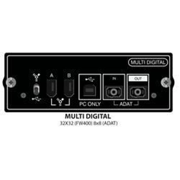 Picture of SOU Multi Digital Firewire/USB/Adat Card for Si